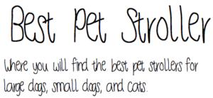 Best Pet Stroller On Amazon